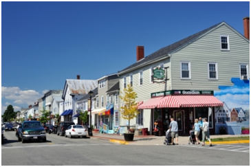 New Brunswick Landing and Settlement